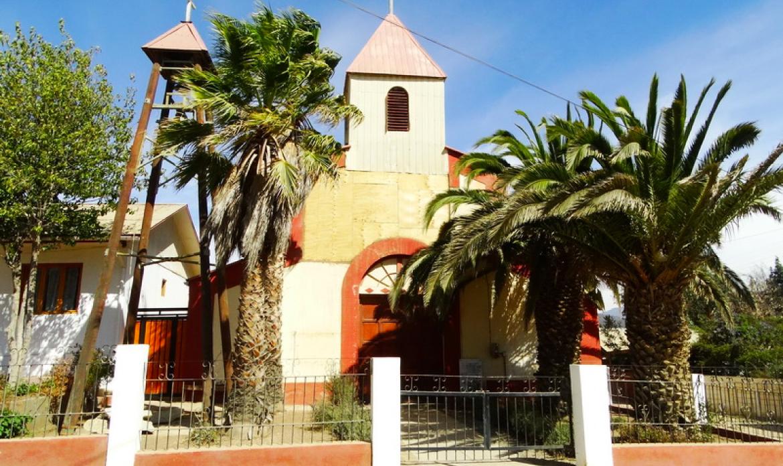 Diseño de Restauración Iglesia San Antonio de Padua de la Comuna de Caimanes